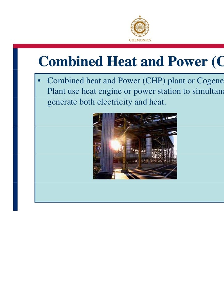 latest report combined heat and power chp