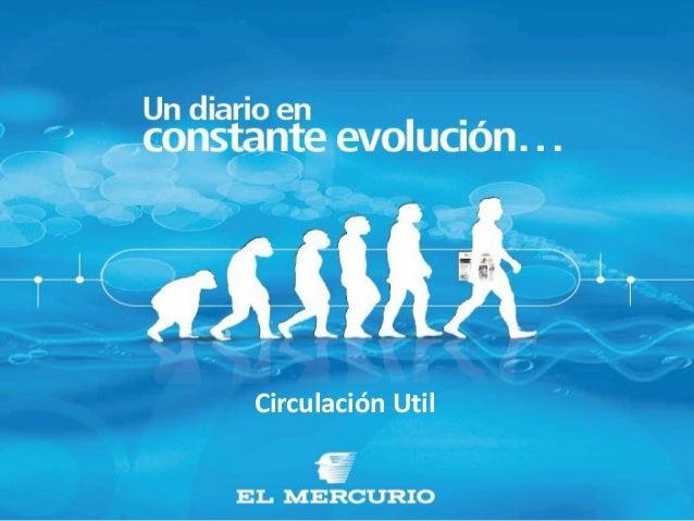 Circulación Util