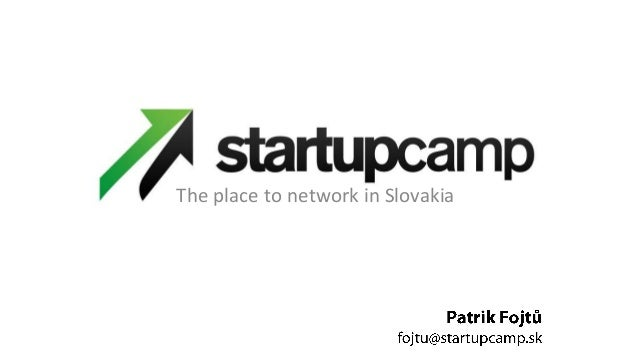The place to network in Slovakia