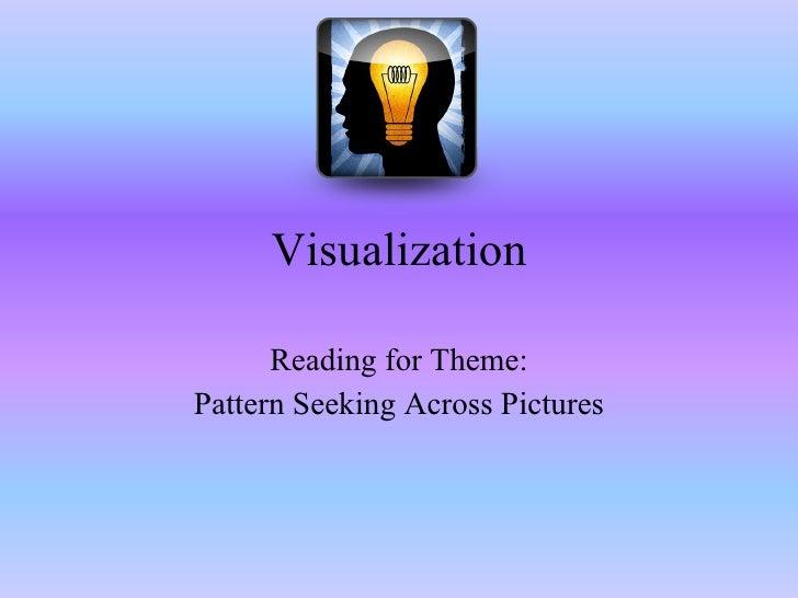 Pattern seeking across pictures