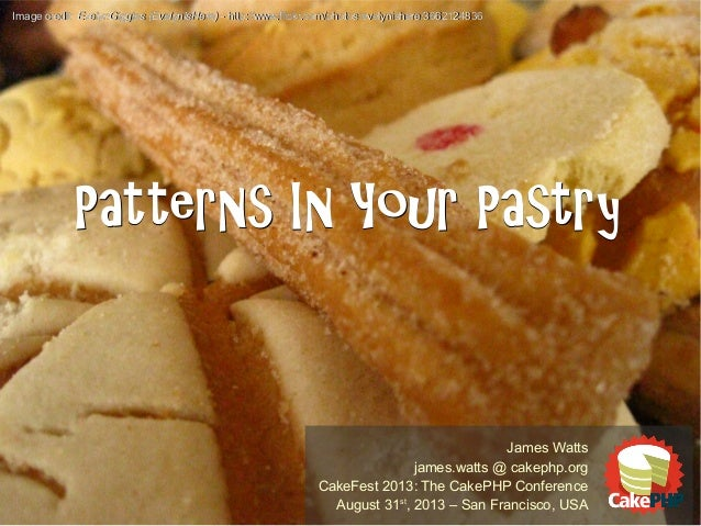 Patterns In Your PastryPatterns In Your Pastry Image credit:Image credit: EvelynGiggles (EvelynIsHere)EvelynGiggles (Evely...