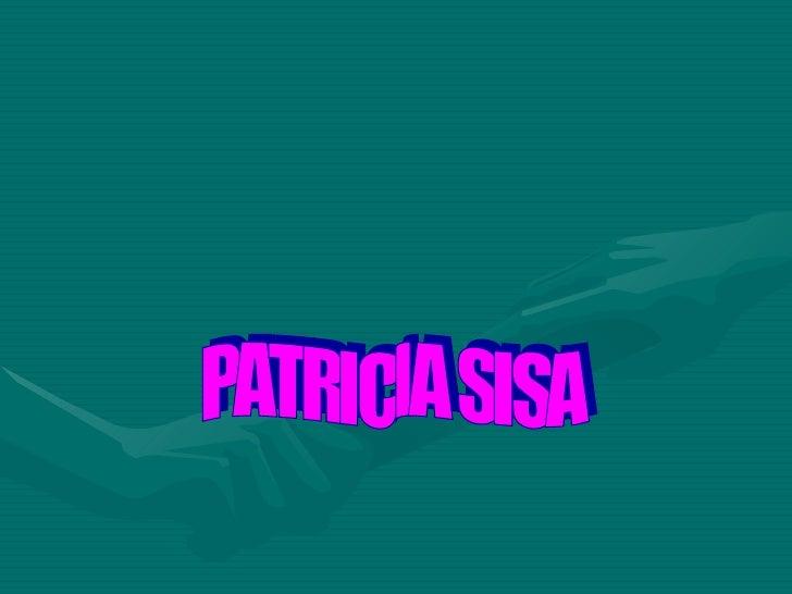 PATRICIA SISA