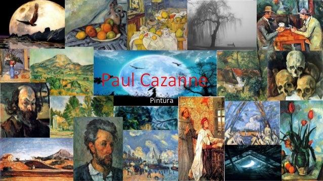 Paul Cazanne Pintura