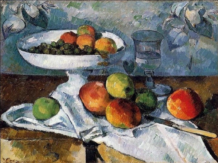 Paul cezanne still life paintings