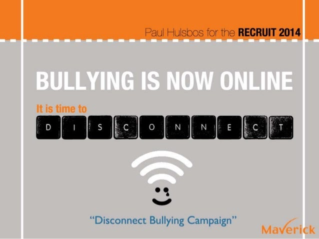 Modern Day Bullying Although there is no single universal definition of bullying, the main requirement for bullying is a p...