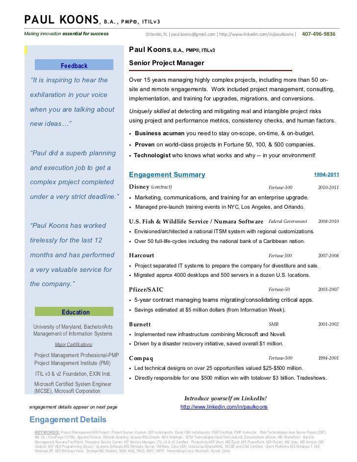 Resume Program Manager,program manager resume summary resume ...