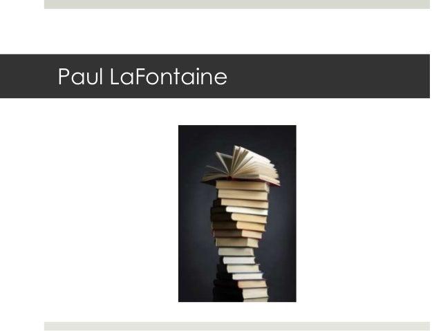 Paul LaFontaine