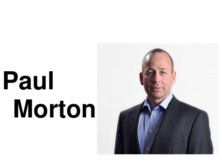 Paul<br />Morton<br />