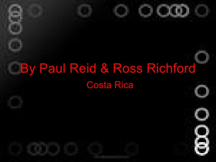 Paul & Ross Costa Rica