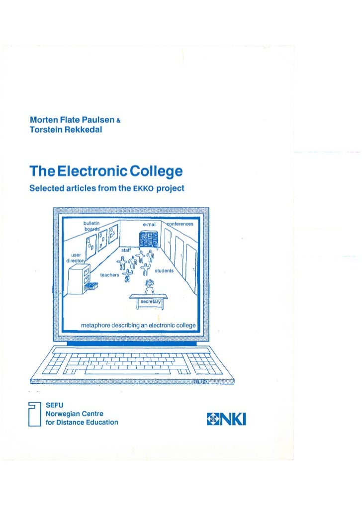 The Electronic College