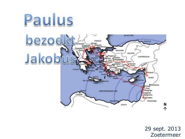 Paulus jakobus 2
