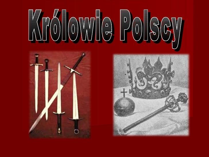 Królowie Polscy