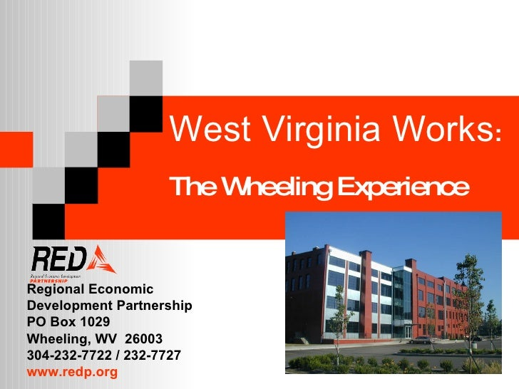 Wheeling, WV : Redevelopment and Historic Preservation