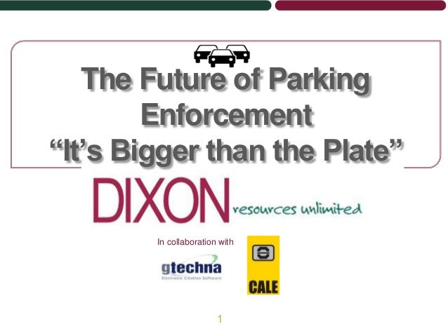 Pay by Plate Parking Solutions