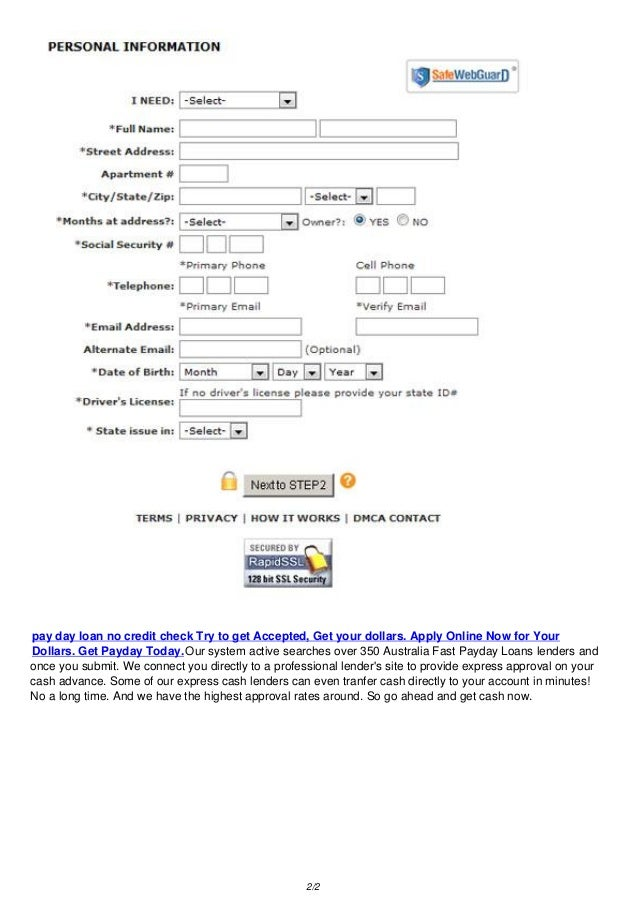 loans no direct deposit - 3