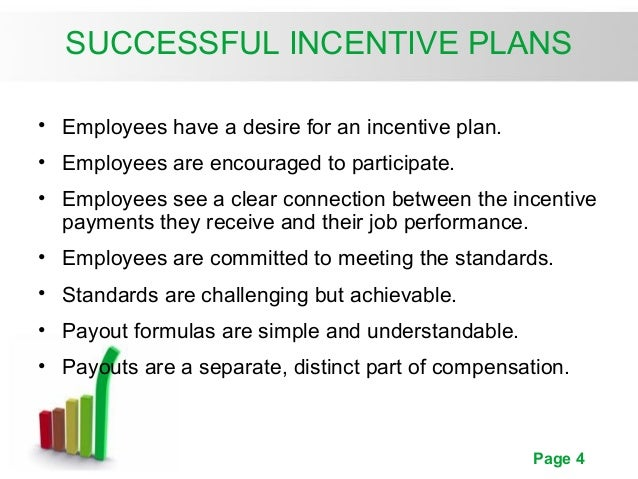 incentives plans paper Iza discussion paper no 5985 september 2011 abstract optimizing incentive plan design: a case study we study effects of.