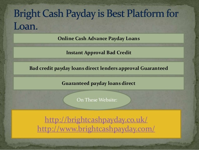 find direct payday loan lenders