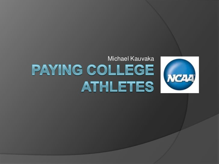 should college athletes get paid pros and cons The pros and cons of paying college athletes one could even argue that the college athletes get i would like to say that college athletes do need to be paid.