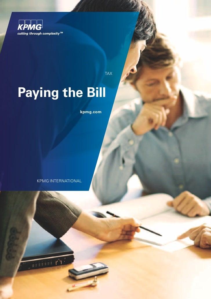 Paying the bill_onderzoek_stimuleringsmaatregelen