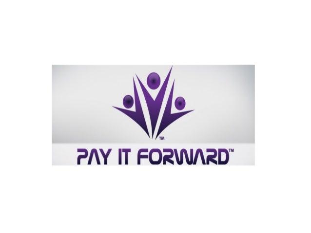 Pay it forward Paragould