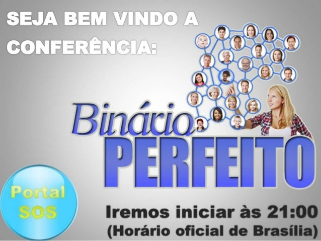 Paymony binário perfeito - portal sos