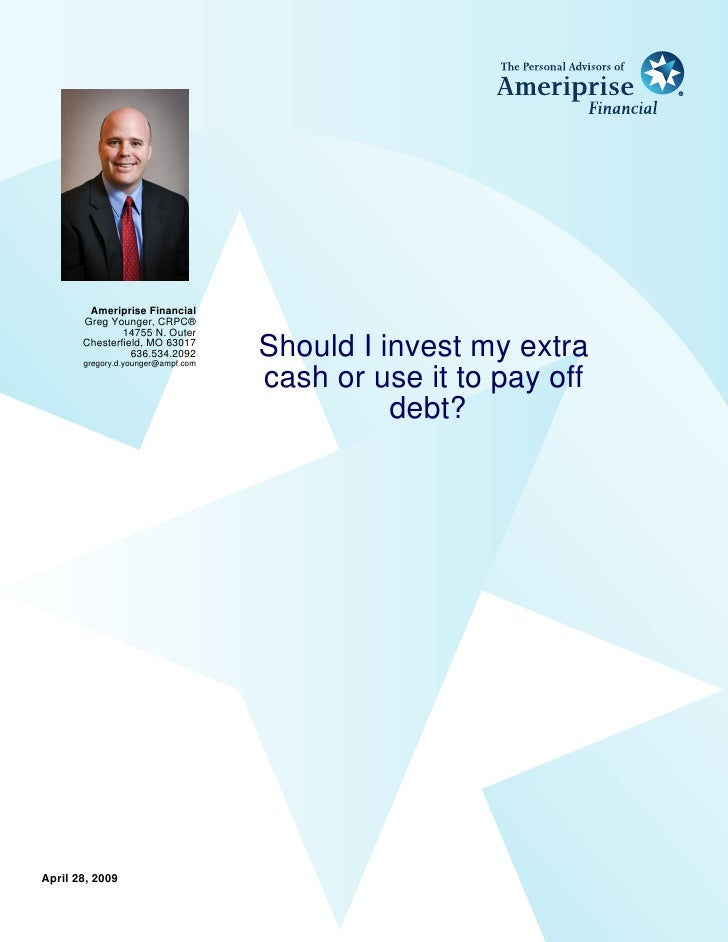 Ameriprise Financial        Greg Younger, CRPC®                14755 N. Outer        Chesterfield, MO 63017               ...