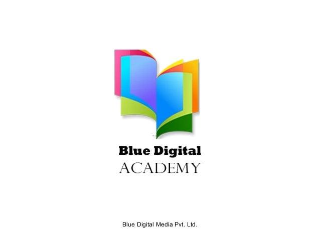 Blue Digital Media Pvt. Ltd.