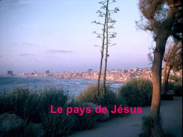 Pays de Jésus