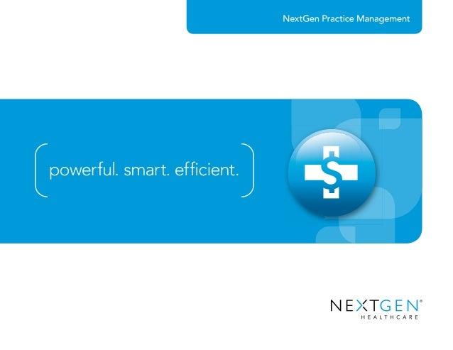 NextGen Practice Management