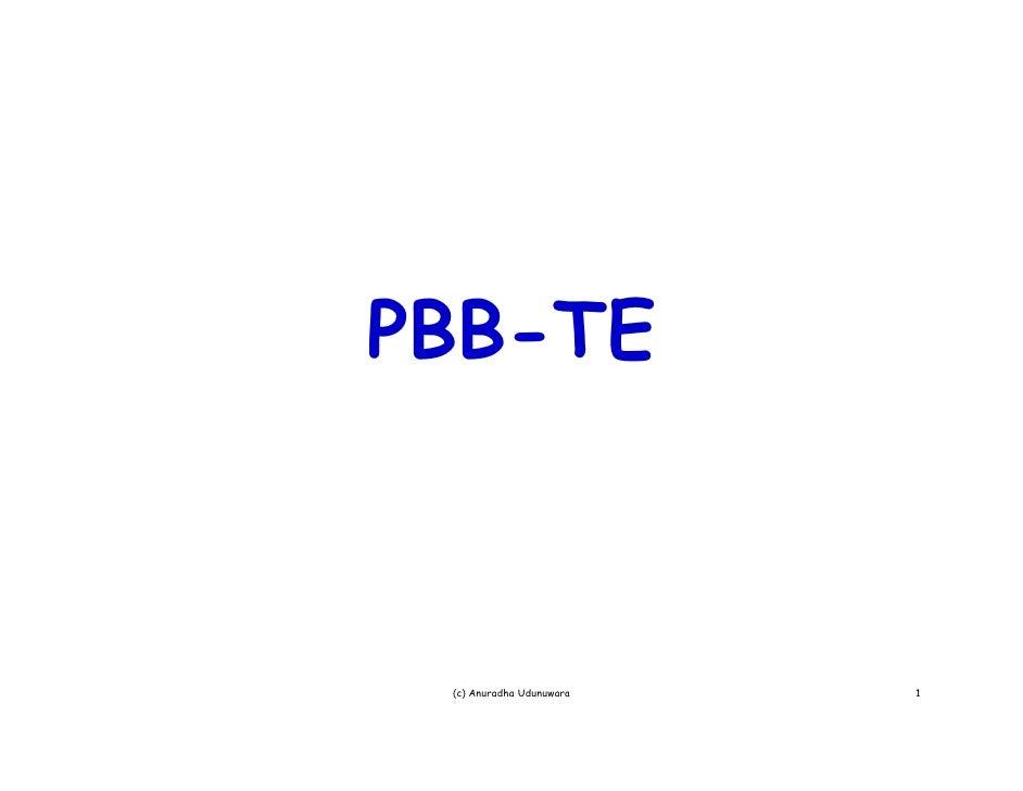 PBB-TE