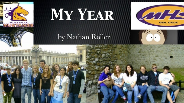 My Yearby Nathan Roller