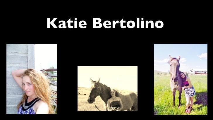 Katie Bertolino's PBE