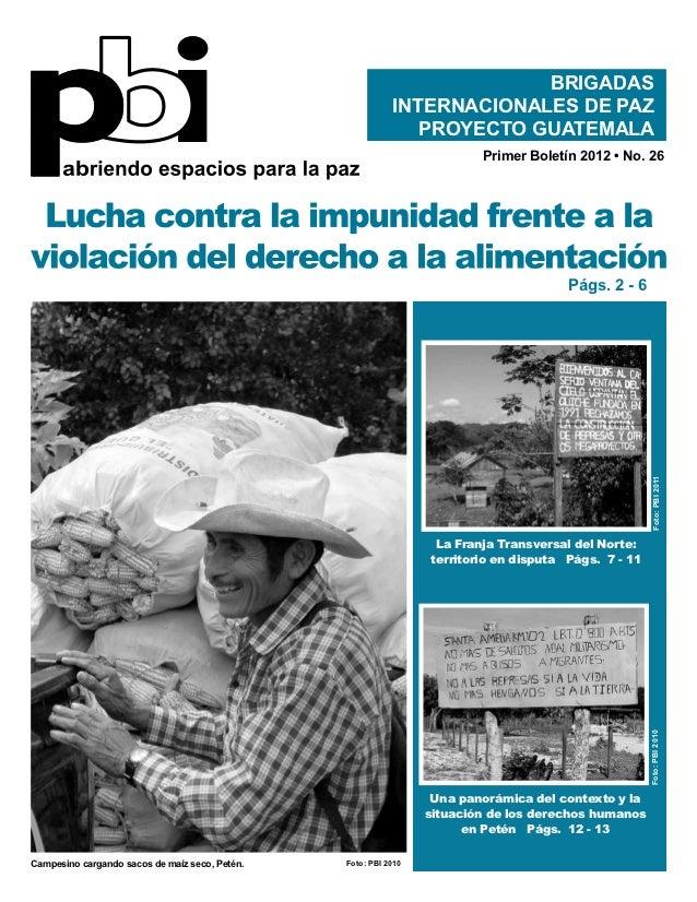 BRIGADAS                                                           INTERNACIONALES DE PAZ                                 ...