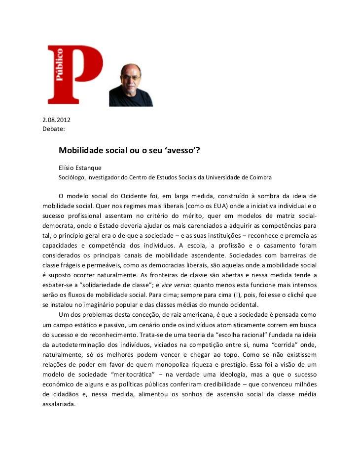Mobilidade social ee_2.08.2012