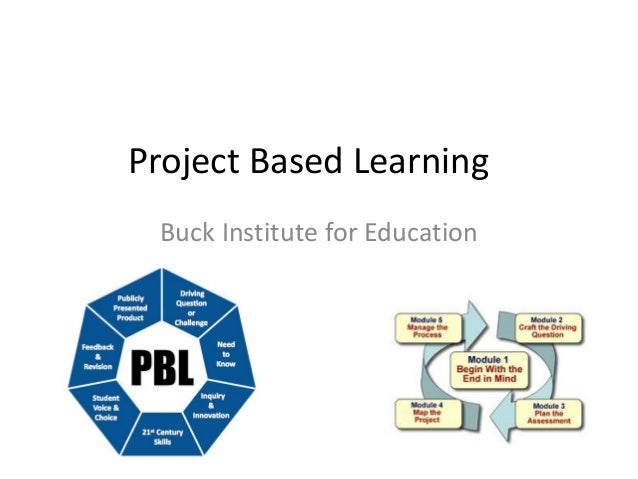 Buck Institute for Education Project Based Learning