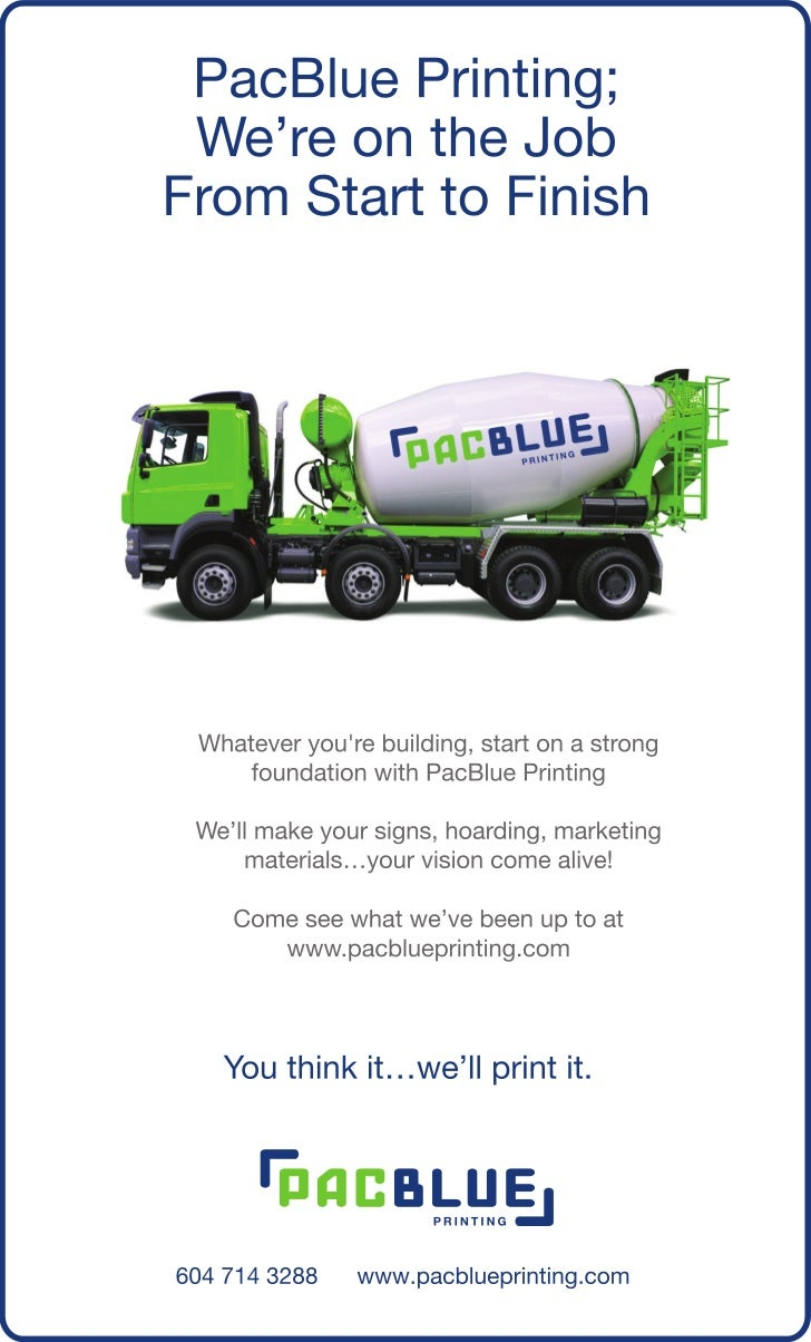 PacBlue Printing - Always There For You