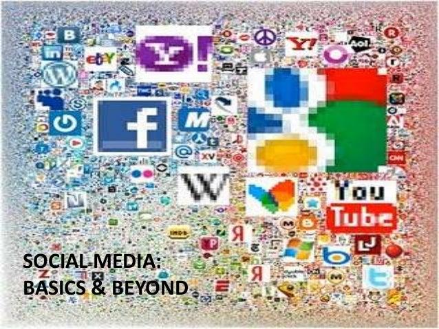 Social Media - Basics & Beyond