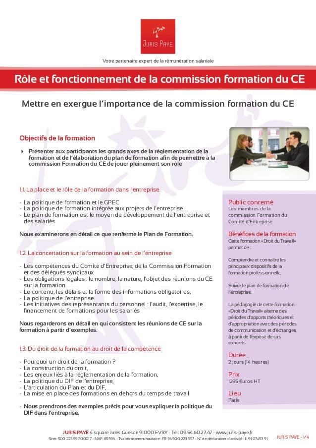JURIS PAYE 4 square Jules Guesde 91000 EVRY - Tél: 09.54.60.27.47 - www.juris-paye.fr Siret: 500 223 557 00017 - NAF: 8559...
