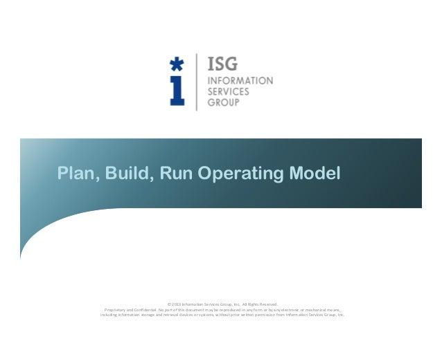 ADM Target Operating Models