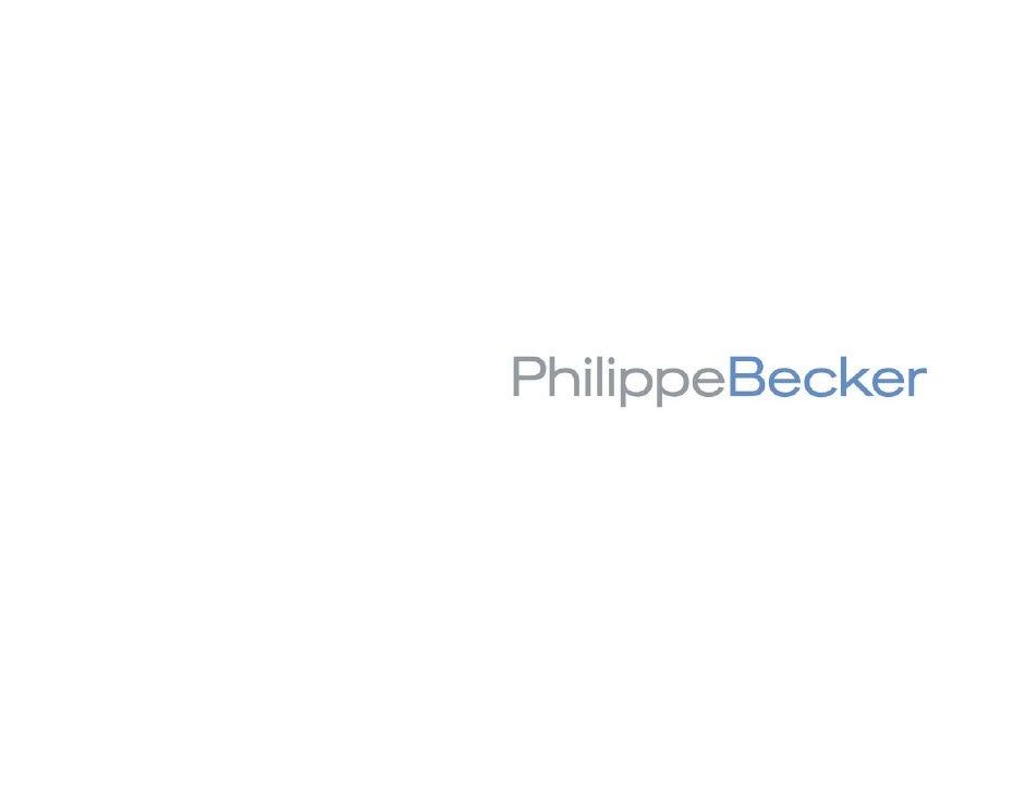 PhilippeBecker Capabilities Overview