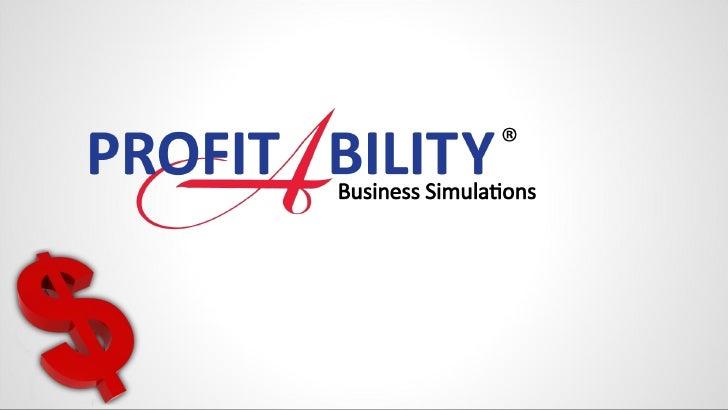 ProfitAbility - About us