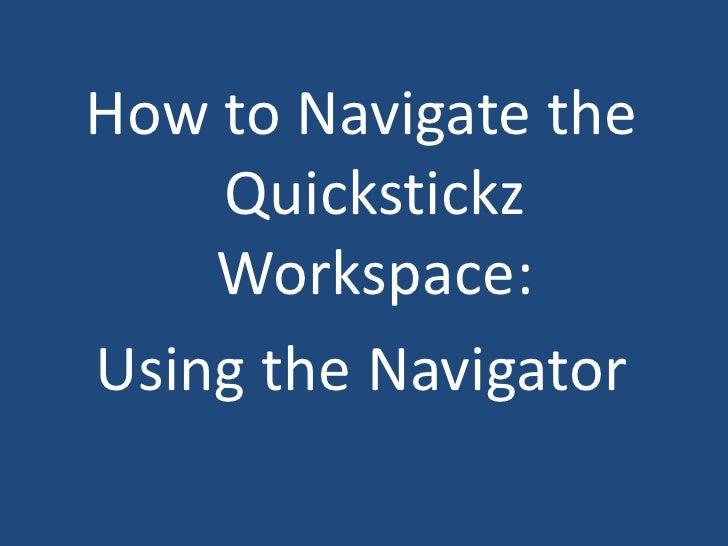 P Bworks   Navigator