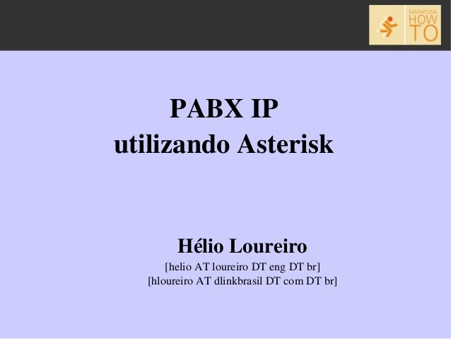 how to use asterisk pbx