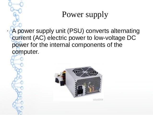 Pc presentation