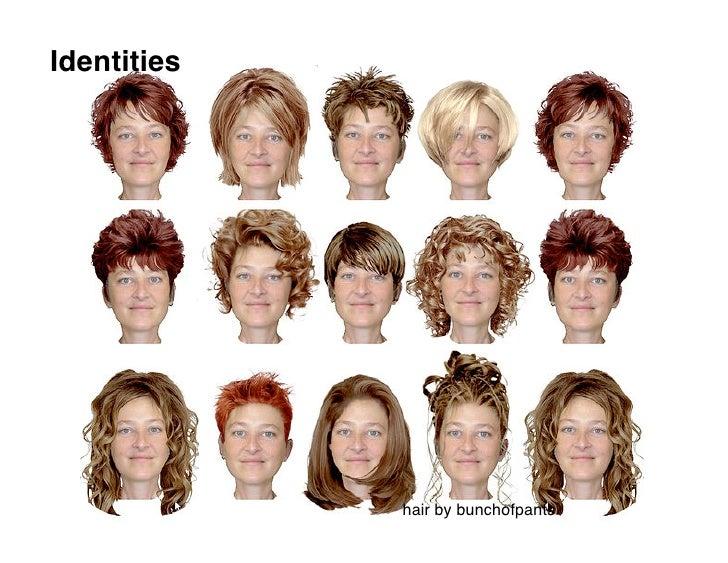 Identities                  hair by bunchofpants