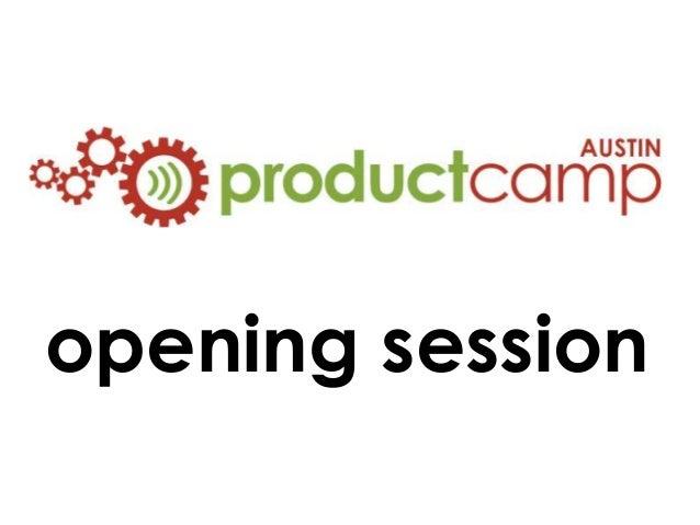 ProductCamp Austin 10