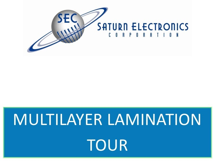 Pcb Fabrication Process Tour