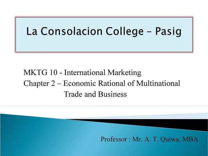 Pcc mktg 26 intl. mktg chapter 2 rev.01