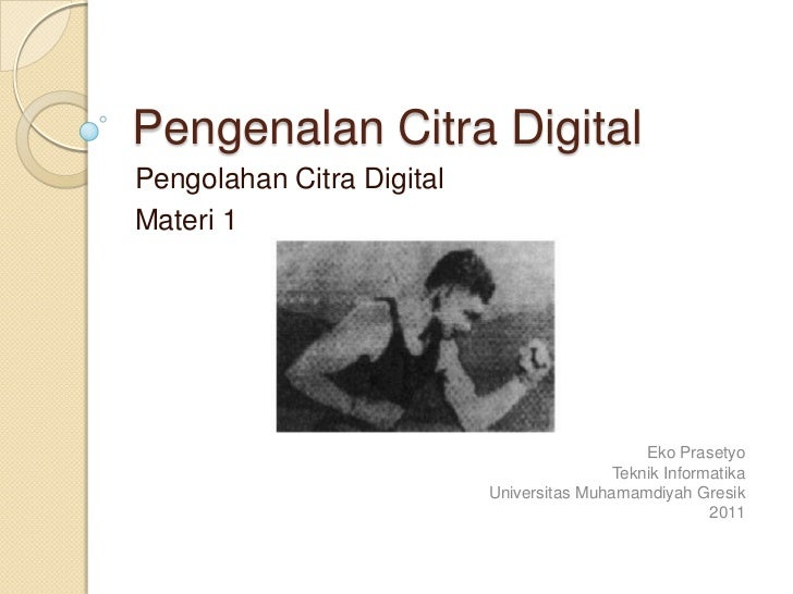 Pcd2011 1-introduction-to-image-processing