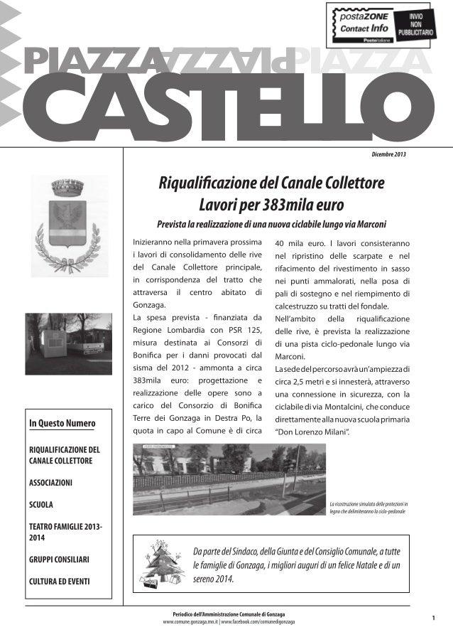 Piazza Castello | Dicembre 2013
